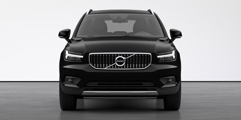 2021 Volvo XC40 design