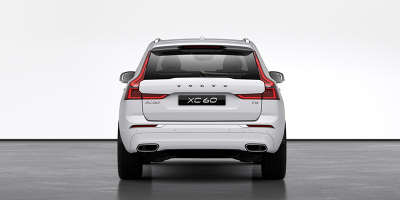 2021 Volvo XC60 design