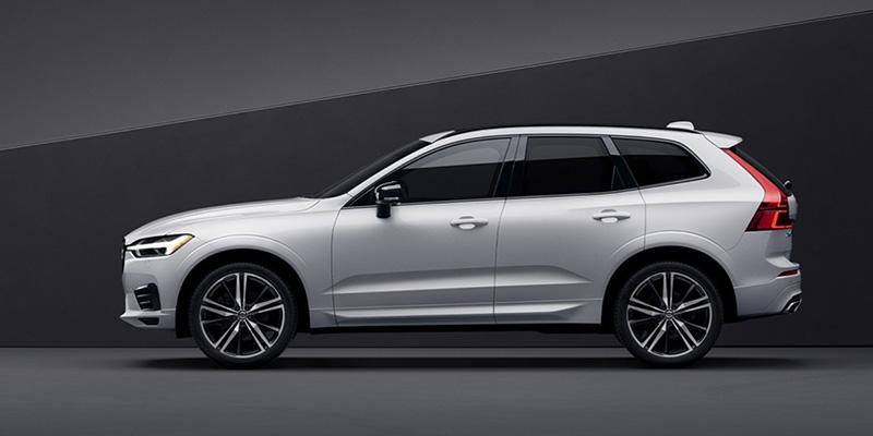 2021 Volvo XC60 technology