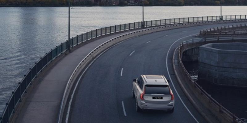 2021 Volvo XC90 design